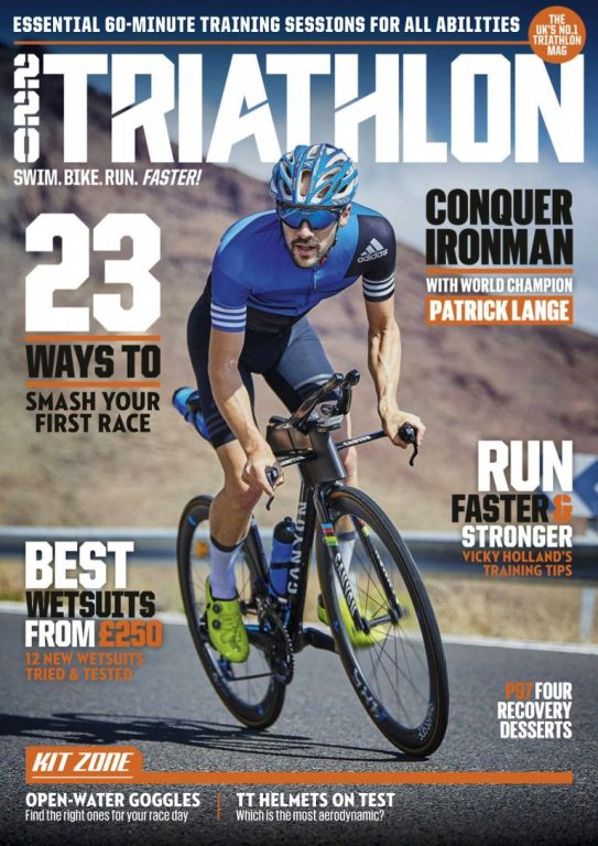 220 Triathlon UK – June 2019