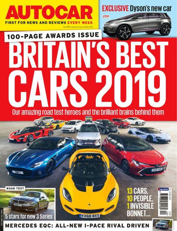 Autocar UK – 15 May 2019