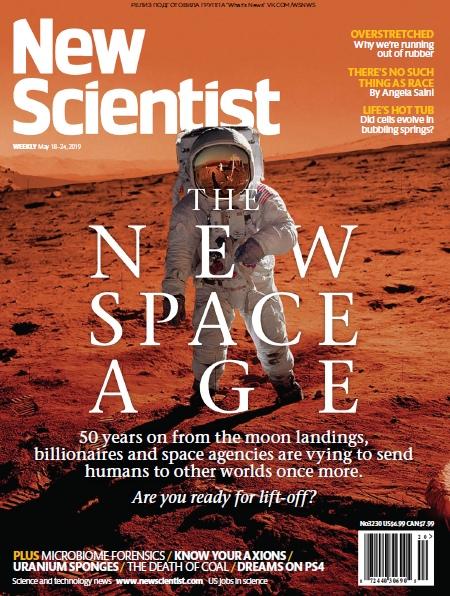 New Scientist – 18.05.2019