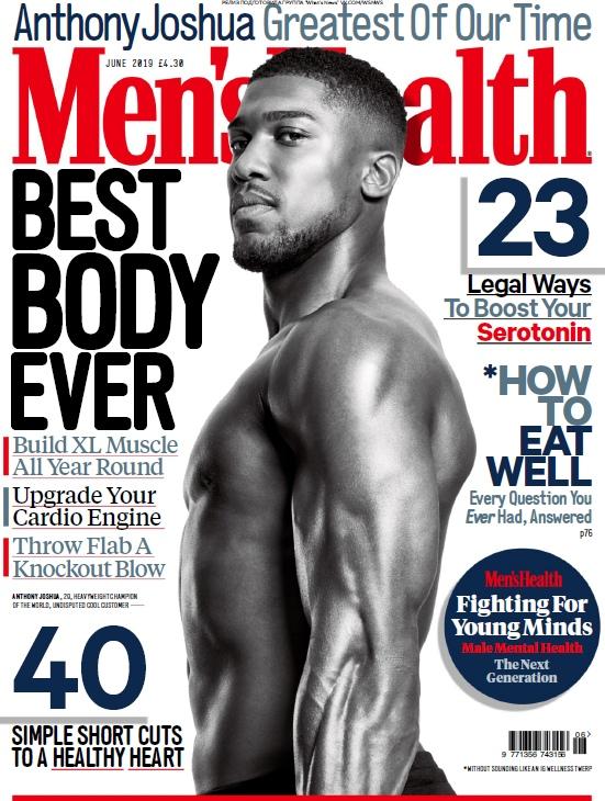 Men's Health UK – 06.2019