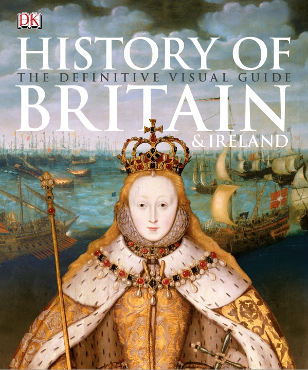 DK – History Of Britain & Ireland