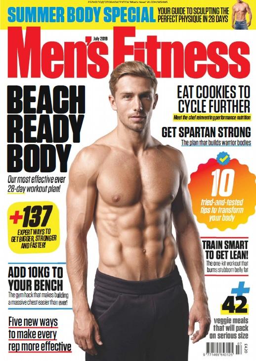 Men's Fitness UK – 07.2019