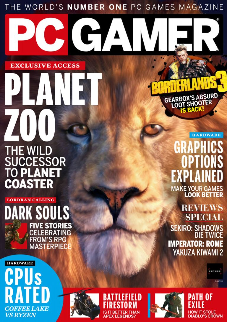 PC Gamer UK – June 2019