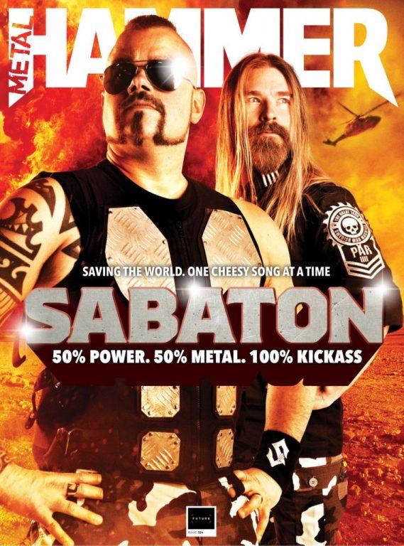 Metal Hammer UK – August 2019
