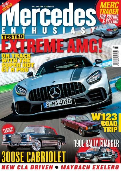 Mercedes Enthusiast – 07.2019