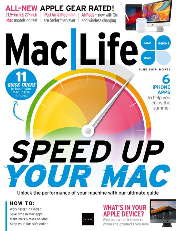 MacLife UK – June 2019