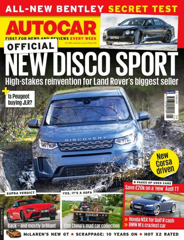 Autocar UK – 22 May 2019