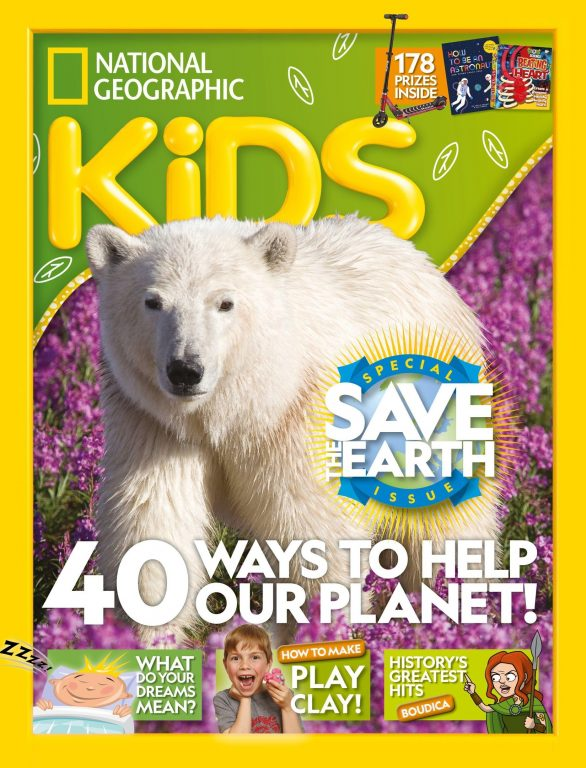 National Geographic Kids UK – June 2019