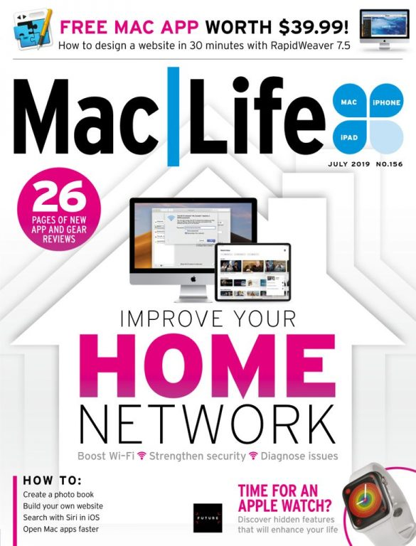 MacLife UK – July 2019