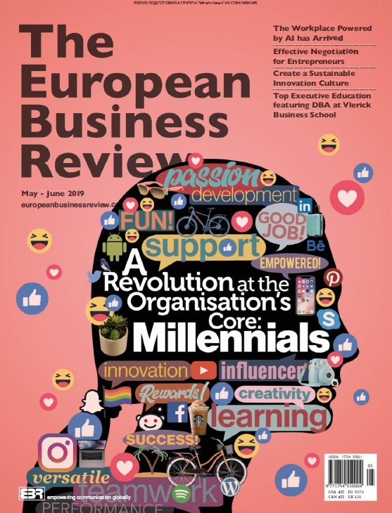The European Business Review — 05.2019 — 06.2019
