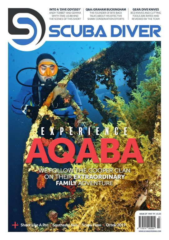 Scuba Diver UK – May 2019