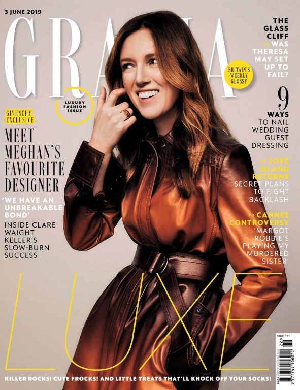 Grazia UK – 29 May 2019