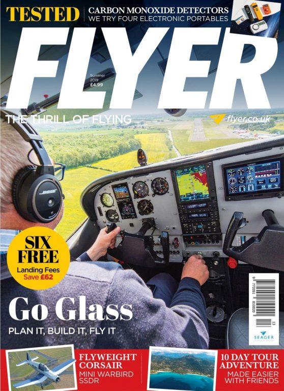 Flyer UK – July 2019