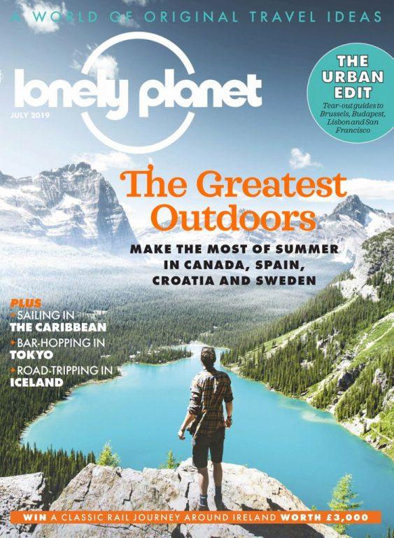 Lonely Planet Traveller UK – July 2019