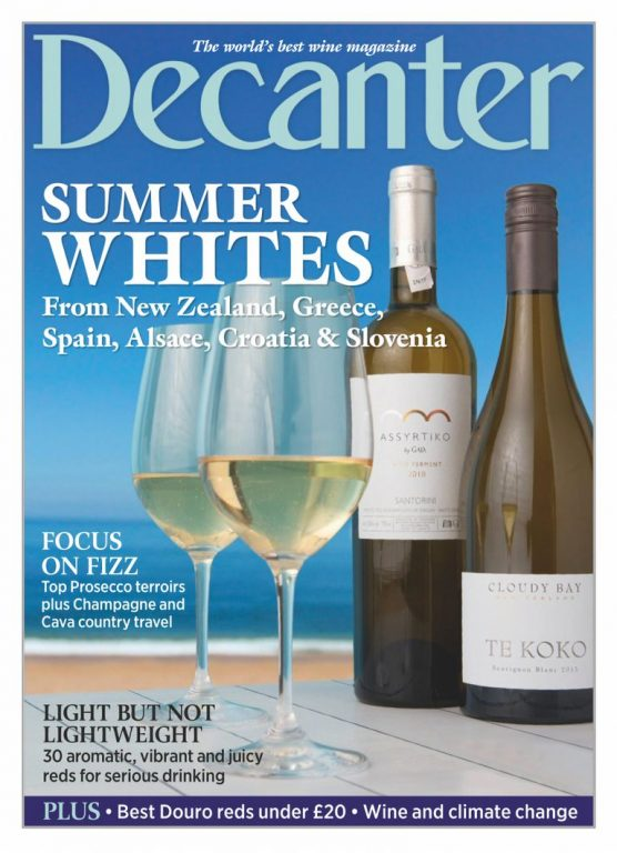 Decanter UK – July 2019