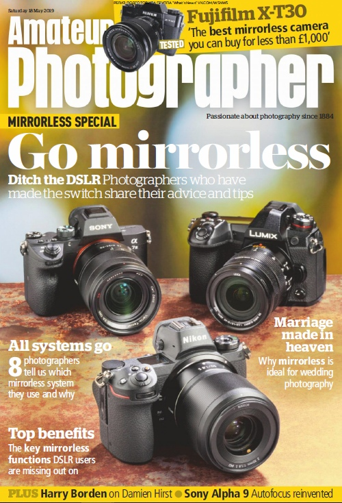 Amateur Photographer – 18.05.2019