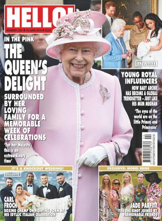 Hello! Magazine UK – 17 June 2019