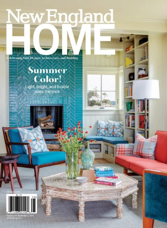 New England Home – July-August 2019