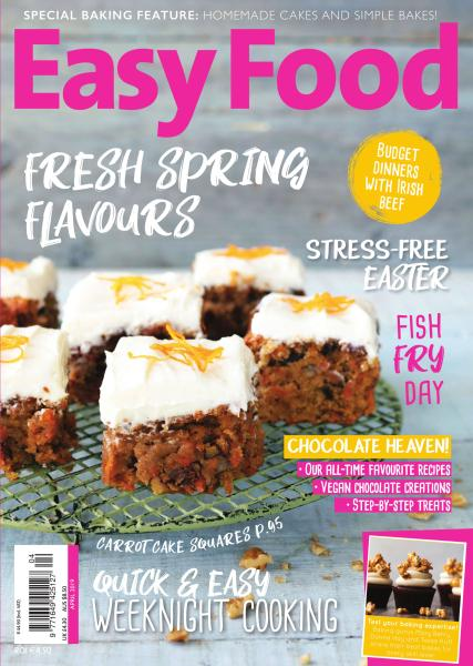Easy Food Ireland – Issue 138 – April 2019