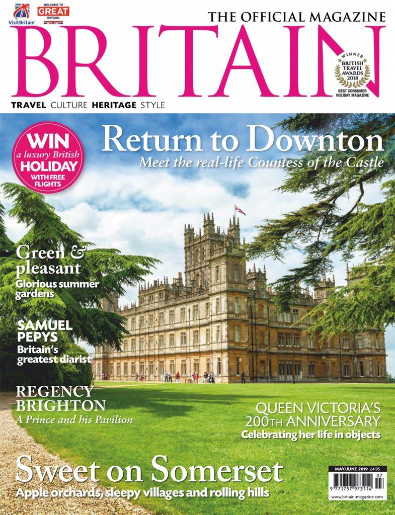 Britain – June-July 2019
