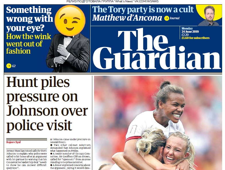 The Guardian – 24.06.2019