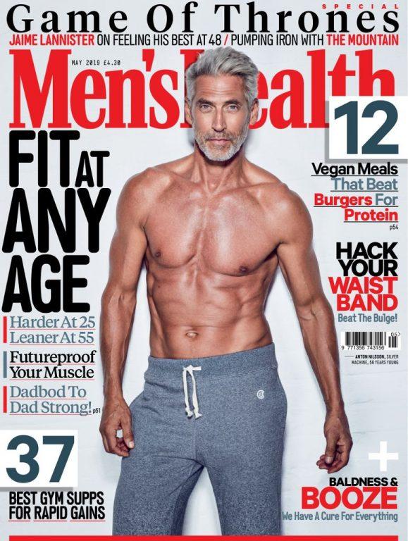 Men's Health UK – May 2019