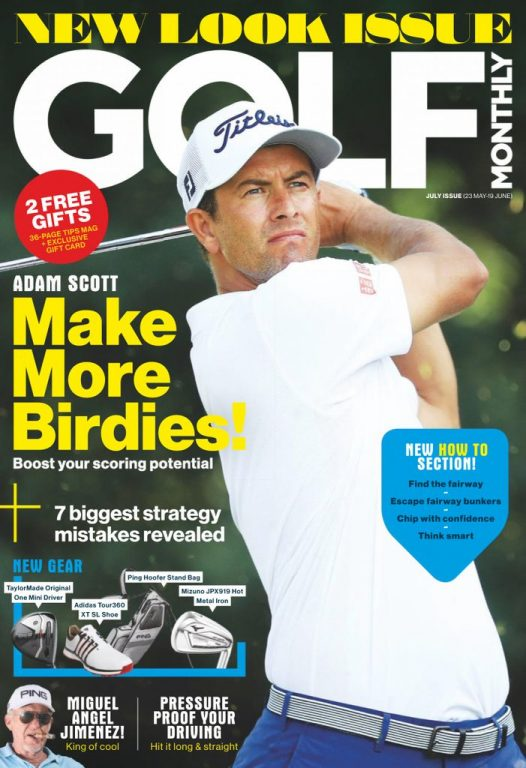 Golf Monthly UK – July 2019