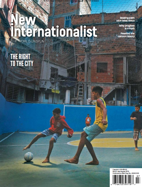 New Internationalist — 07.2019