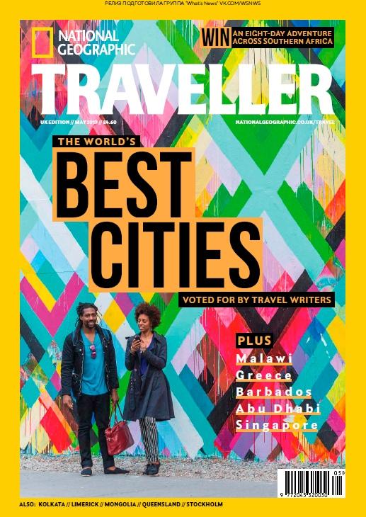 National Geographic Traveller UK – 05.2019
