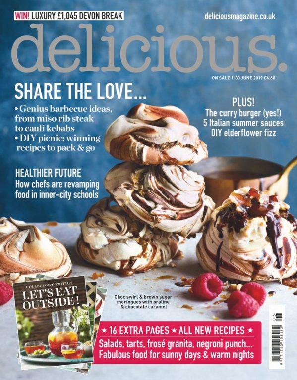 Delicious UK – June 2019