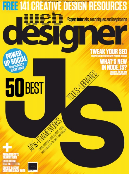 Web Designer UK – #289 – 2019