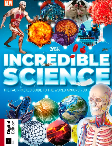 How It Works Book Of Incredible Science – 2019