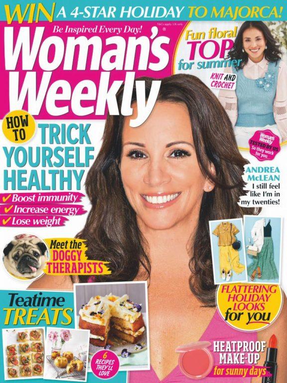 Woman's Weekly UK – 18 June 2019