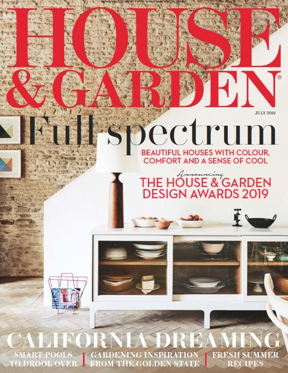 House & Garden UK – 07.2019