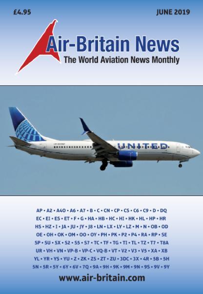 Air-Britain News – June 2019