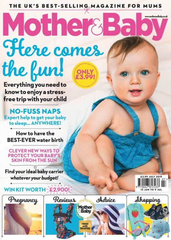Mother & Baby UK – July 2019