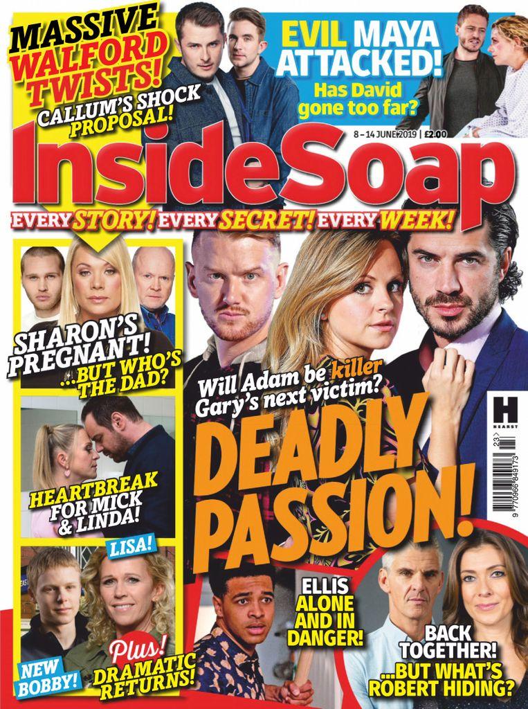 Inside Soap UK – 08 June 2019
