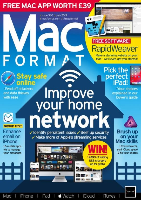 MacFormat UK – July 2019