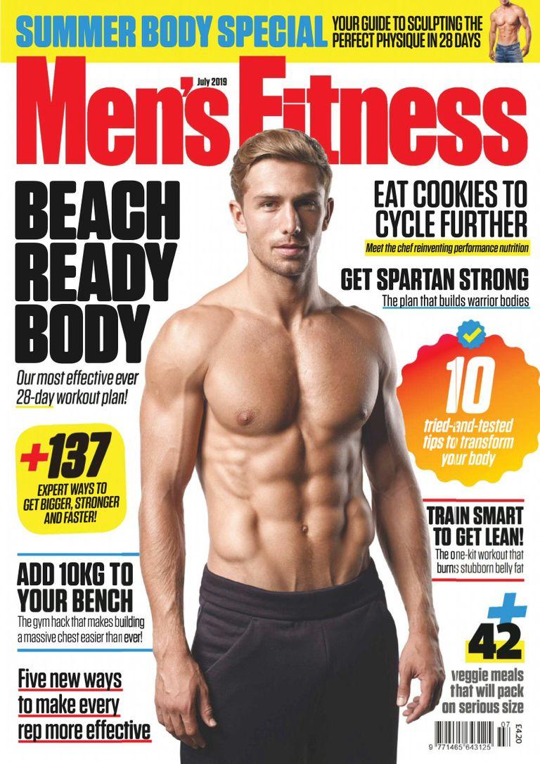 Men's Fitness UK – July 2019