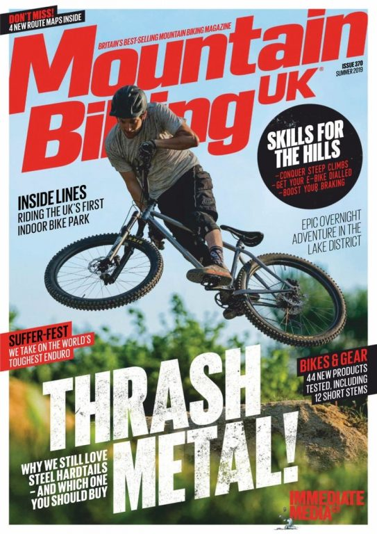 Mountain Biking UK – July 2019