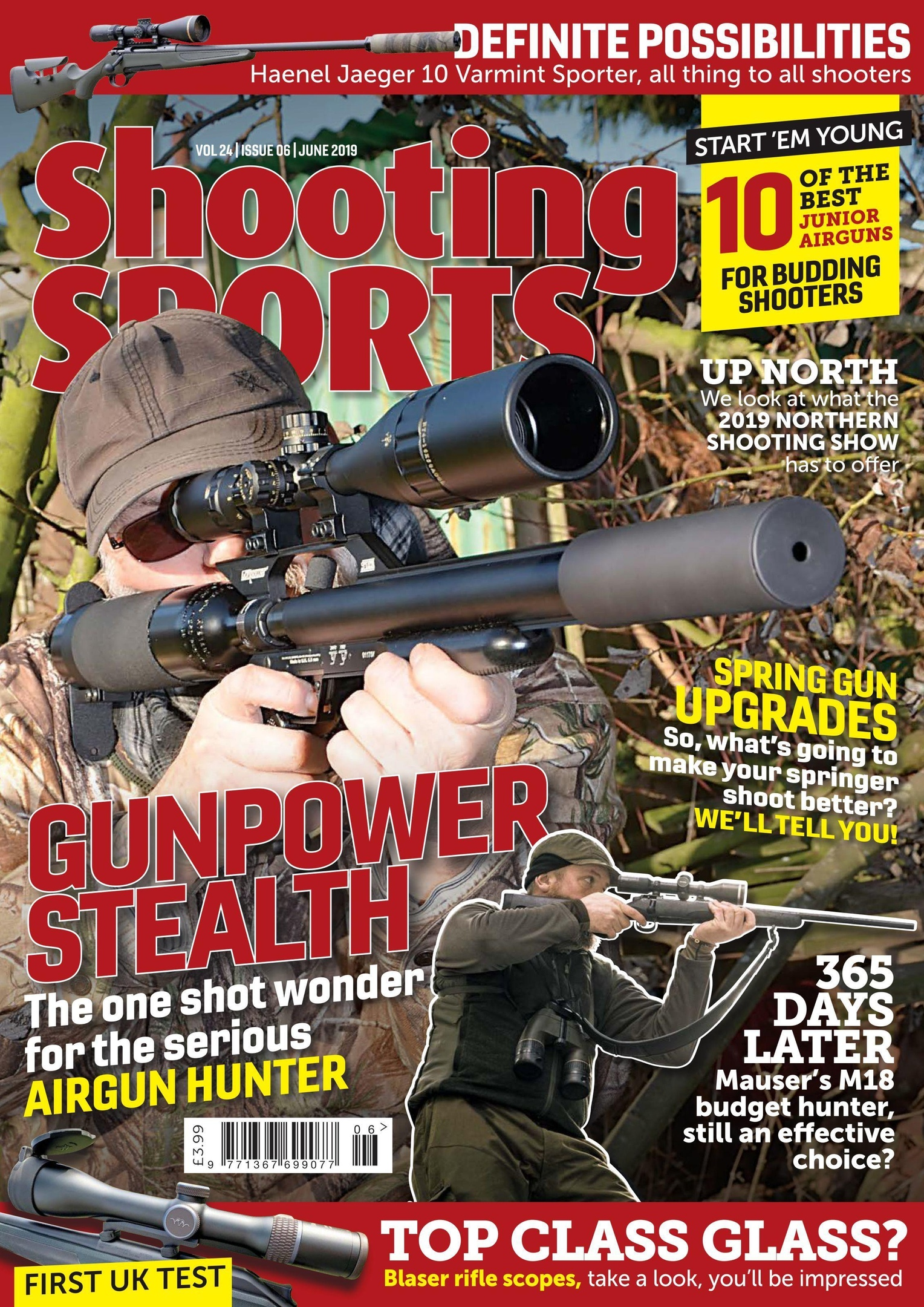 Shooting Sports UK – June 2019