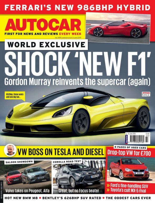 Autocar UK – 05 June 2019