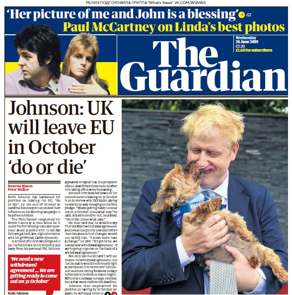 The Guardian – 26.06.2019
