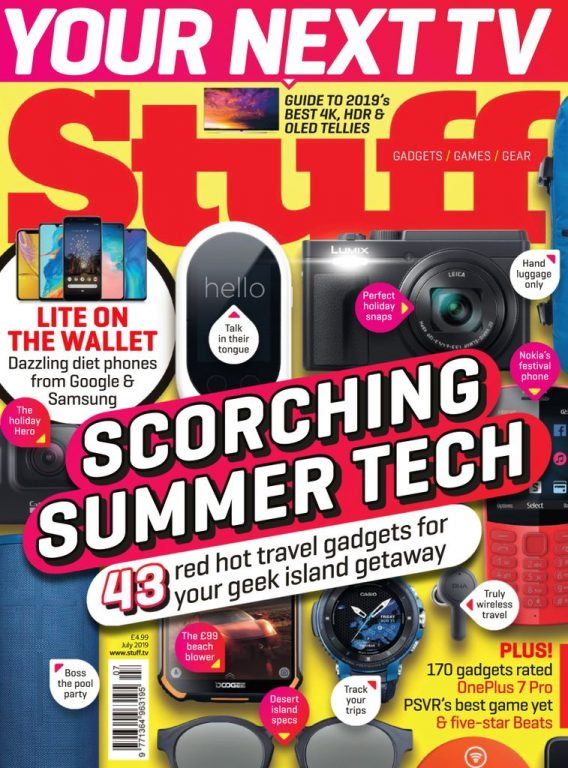 Stuff UK – July 2019