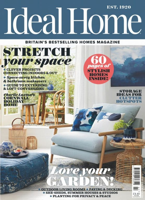 Ideal Home UK – July 2019