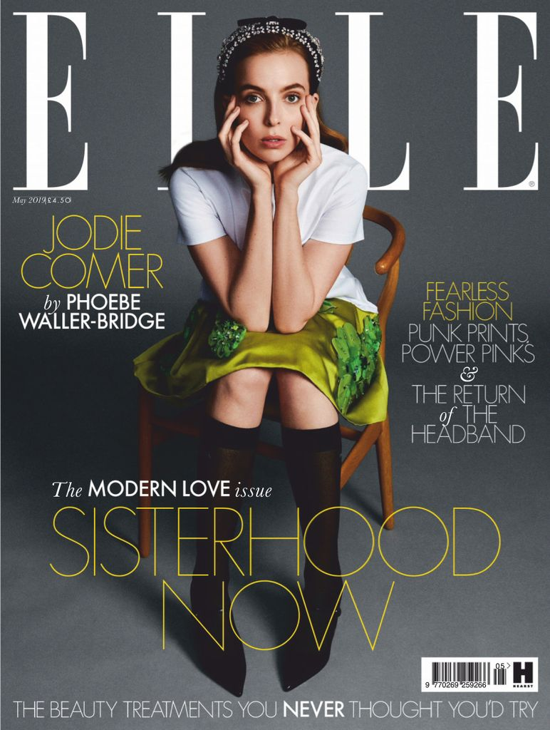 Elle UK – May 2019
