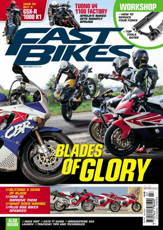 Fast Bikes UK – July 2019