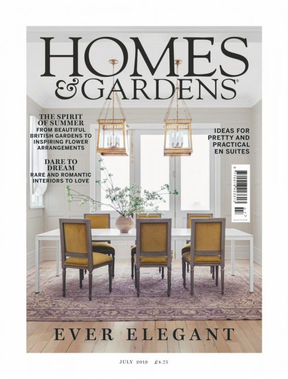 Homes & Gardens UK – July 2019