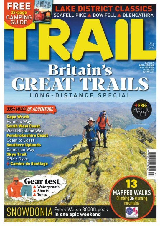 Trail UK – July 2019