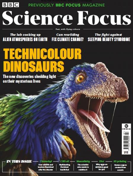 BBC Science Focus – 07.2019